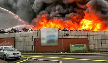Blocs en béton incendie